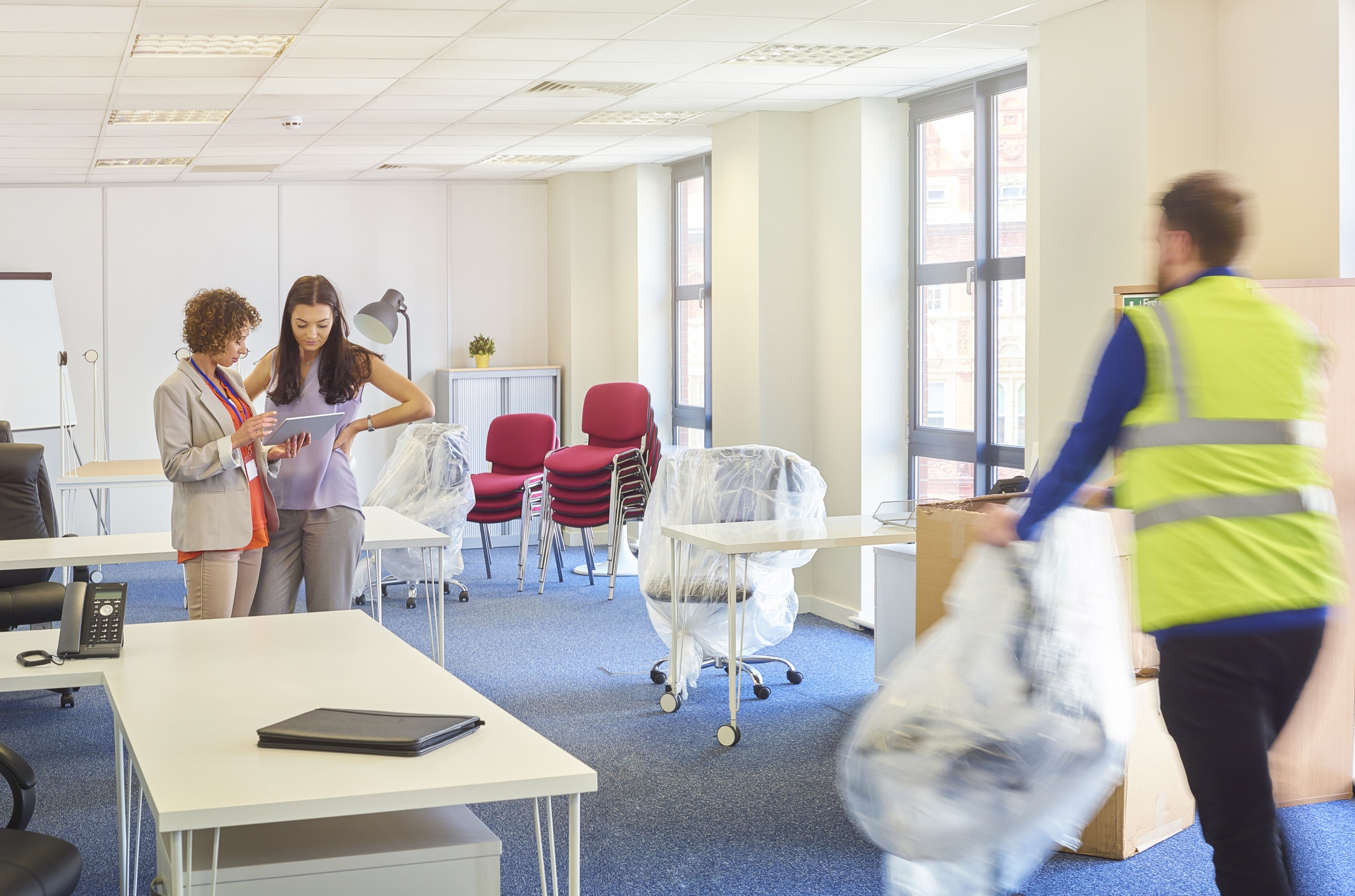 5 Things to consider when preparing for an office relocation