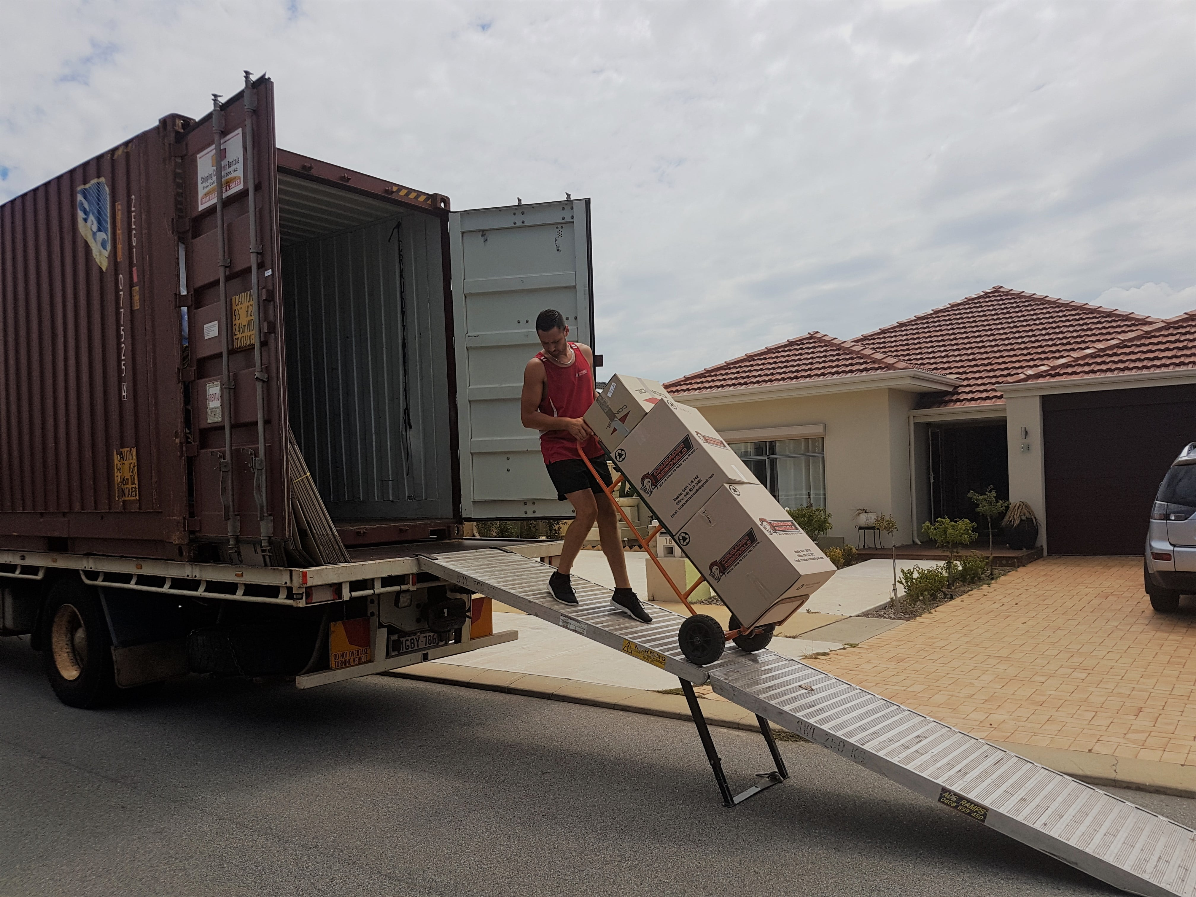 Trained Removalists