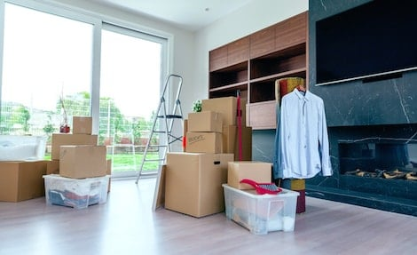 Top 5 things to remember when moving house